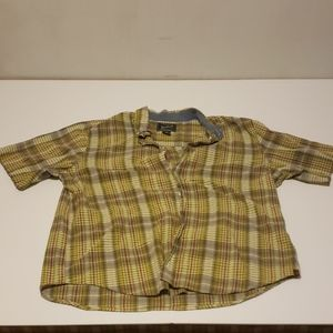 Woolrich Button Down Shirt Size XL